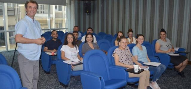 İTSO Personeline 'Risk Yönetimi' Eğitimi