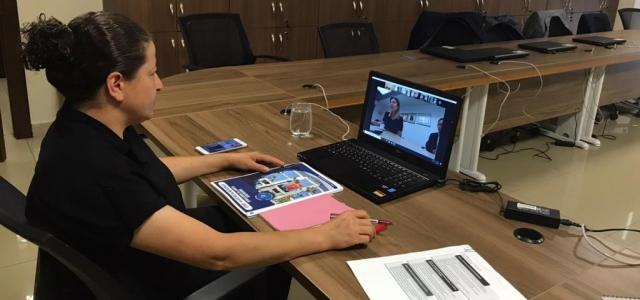 İTSO Personeline Stratejik Planlama Eğitimi