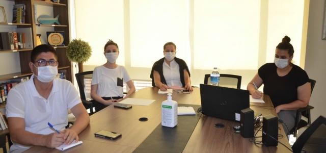 İTSO Personellerine EBYS Eğitimi