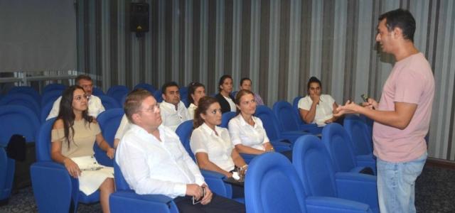 İTSO Personellerine İlk Yardım Eğitimi verildi