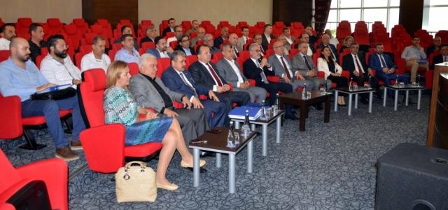 İTSO Yeni Yönetimi İlk Toplantısını Yaptı