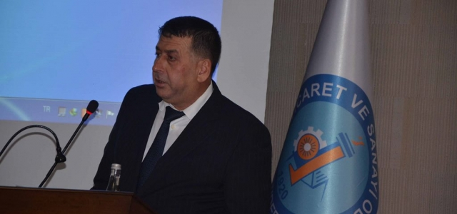 İTSO'da 'İmar Barışı Uygulama Yönetmeliği' Toplantısı