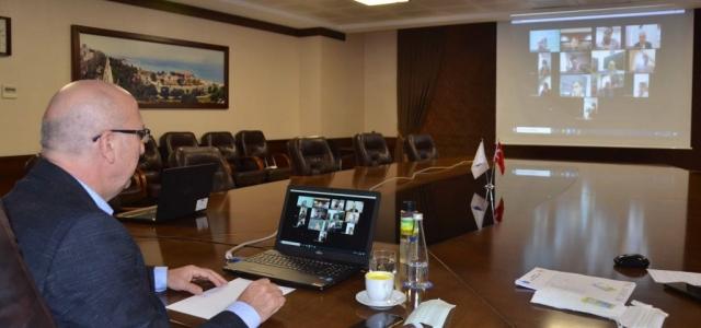 İTSO'da Kent Konseyi Toplantısı