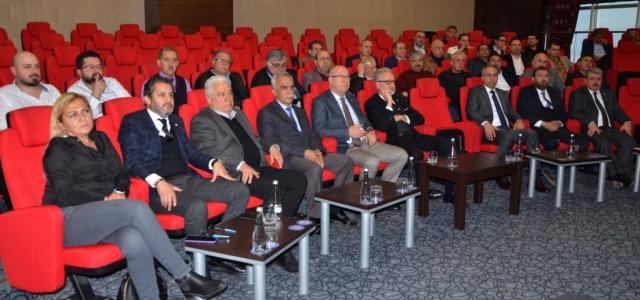 İTSO'da Şubat Ayı Meclis Toplantısı gerçekleştirildi