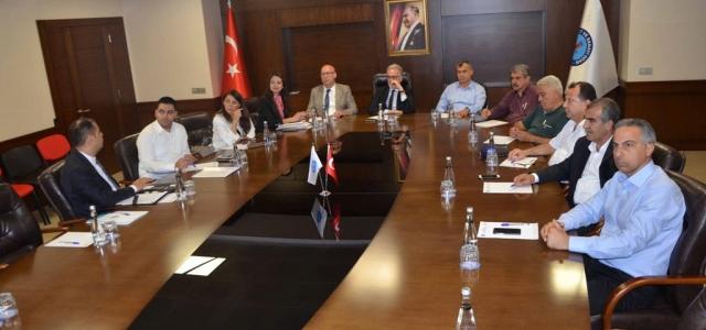 İTSO'da UMAT Depolarını Canlandıracak Hamle