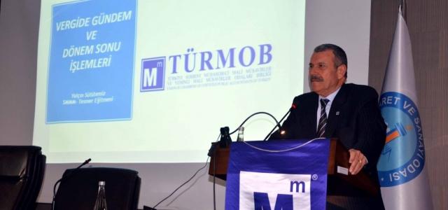 İTSO'da 'Vergi Mevzuatı' Semineri
