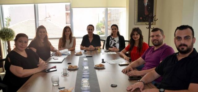 İTSO'da Yerel Lezzetler Mülakatı Yapıldı