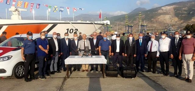 İTSO'dan Emniyet Teşkilatına Drone Desteği