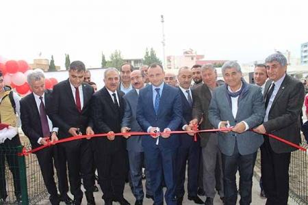Karaağaç Semt Pazarı törenle açıldı