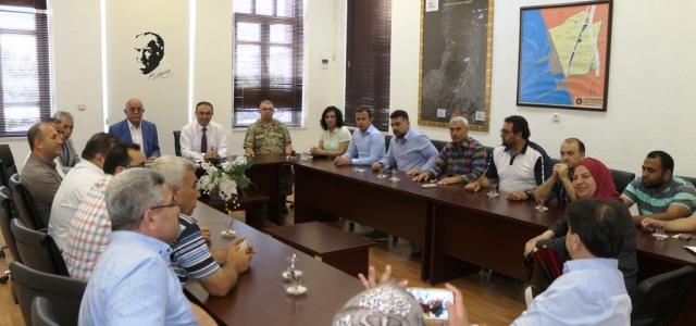 Kaymakam Soytürk'ten Asayiş ve Huzur Toplantısı!