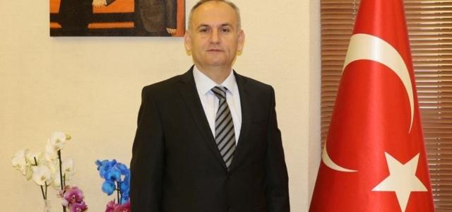 Kaymakam Yönden'den Atatürk'ü Anma Günü Mesajı