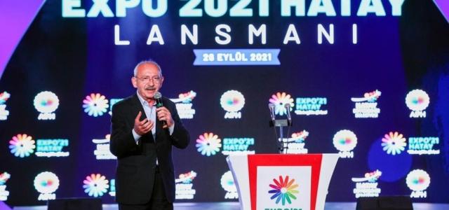 Kılıçdaroğlu: Hatay'ı Tanıtmak Hepimizin Görevi