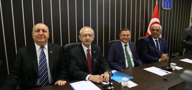 Kılıçdaroğlu'na Hatay'da 'Güven' Duyulan Karşılama