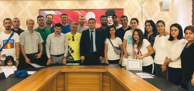 Köseoğlu, Hatay Şampiyonu Öğretmenleri Ödüllendirdi
