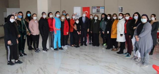 Kurslar, Pandemi Kuralları Çerçevesinde Devam Ediyor