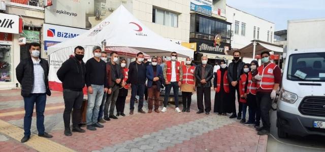 Kurtuluş Gününde DGC'den Kan Bağışı Kampanyası