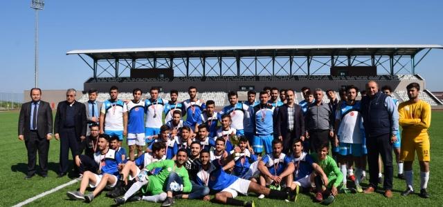 KYK Hatay İl Futbol Turnuvası Sona Erdi