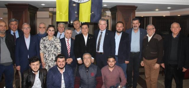 M. Levent Hataylı: 'Bütün Fenerbahçelilere Dokunacağız'