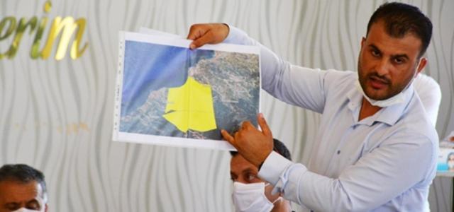 Maden Arama Sahaları Arsuz'a Zarar Verecek