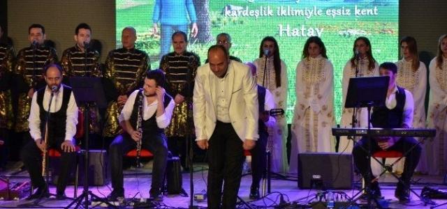 Medeniyetler Korosu, Expo 2016'da Konser Verdi