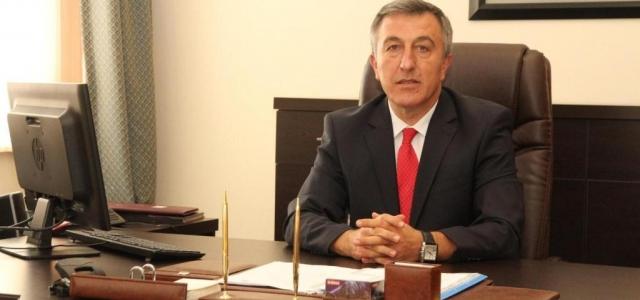 Mehmet Öz Hatay'a Vali Yardımcısı Olarak Dönüyor