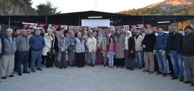 Mete Aslan: 'Gelin İskenderun'u Yeniden Ayağa Kaldıralım'