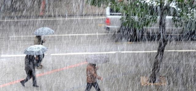 Meteorolojiden Uyarı; Yağış Geliyor!
