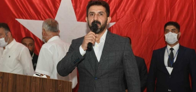 MHP Hatay'da, Yeniden 'Murat Adal'