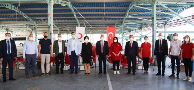 MHP'den Kan Bağışı Seferberliğine Alkış