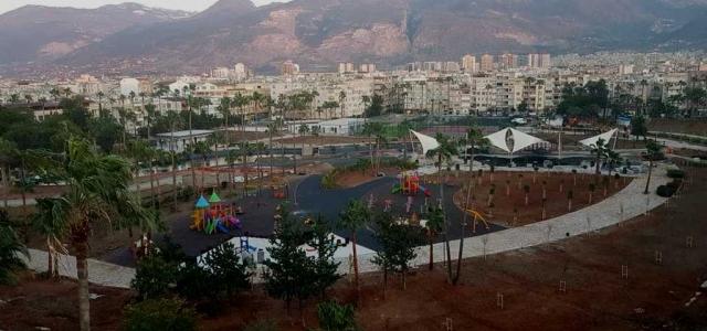 Millet Parkı Çok Yakında Tamamlanacak