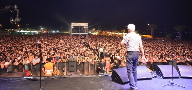 'Milyonfest Arsuz' Sona Erdi