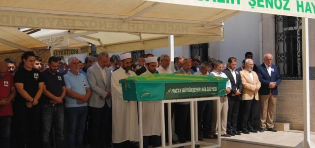 Mustafa Tosyalı Dualarla Uğurlandı