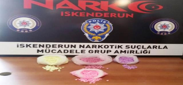 NARKO TİM'den Uyuşturucu Satıcılarına Operasyon