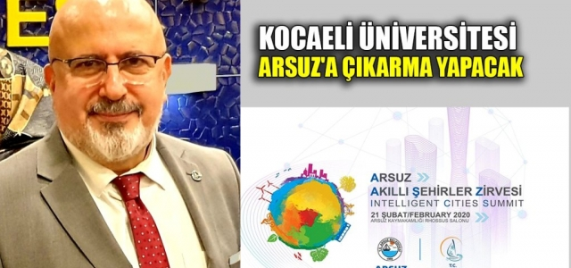 Necmi Hoca'dan Arsuz'a Akıllı Şehir Projesi!