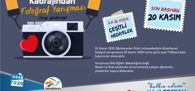 Öğretmenlere Özel Fotoğraf Yarışması