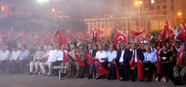 Ömer Halisdemir Şiiri Komutanı ve Protokolü Ağlattı