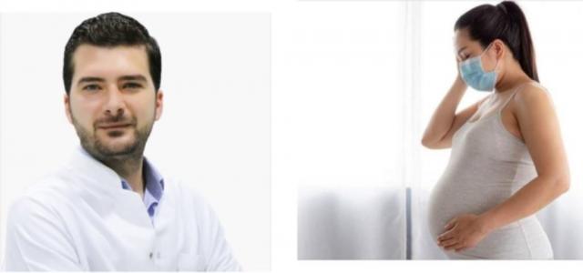 Op. Dr. Alpay'dan Hamilelere Koronavirüs Uyarısı
