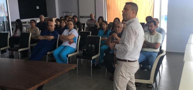Op. Dr. Cavit Göktaş Mide Botoksu Semineri Verdi