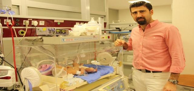 Doktor Hakem  3 Günlük Bebeği Hayata Bağladı