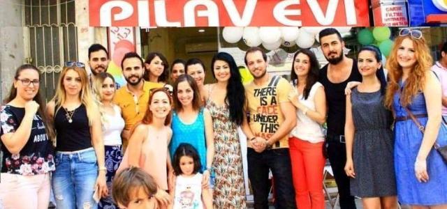 Pilav Evi Hizmete Açıldı