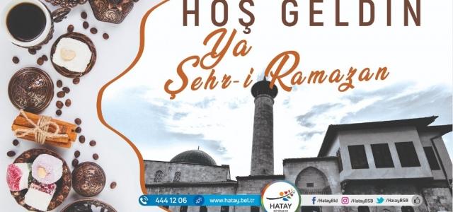 'Ramazan Bereketi Sofralarımızdan Eksik Olmasın'