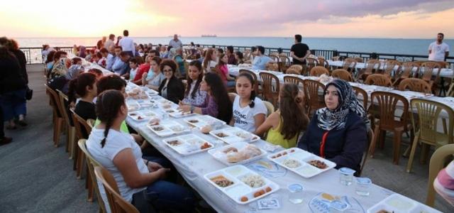 Ramazan'da İskelede İftar Sofrası Kurulacak