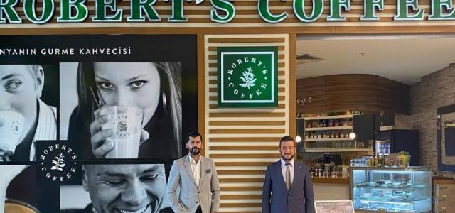 Roberts Coffee Şimdi Daha Keyifli