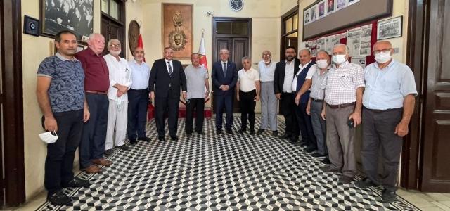 Saadet Partisi'nden İGC'ye Ziyaret