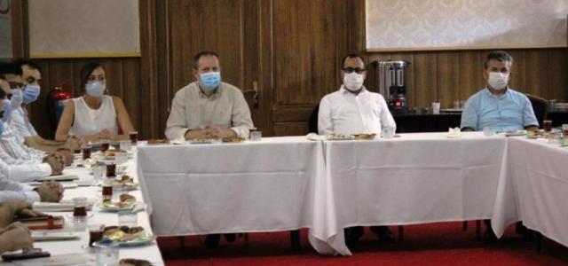 Sağlık Müdürlüğü Pandemi Tedbirlerini Güncelliyor