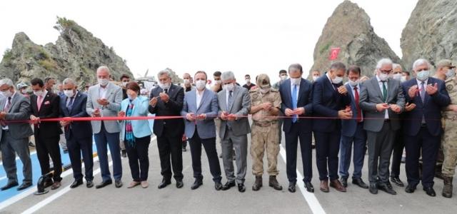 Samandağ - Arsuz Yolu Açıldı