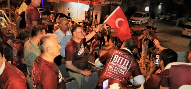 Şampiyon Hatayspor