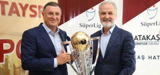 Şampiyonluk Kupası İTSO'da