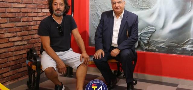 Sanatçı Fettah Can'da 'Yükseliş'e Geçti