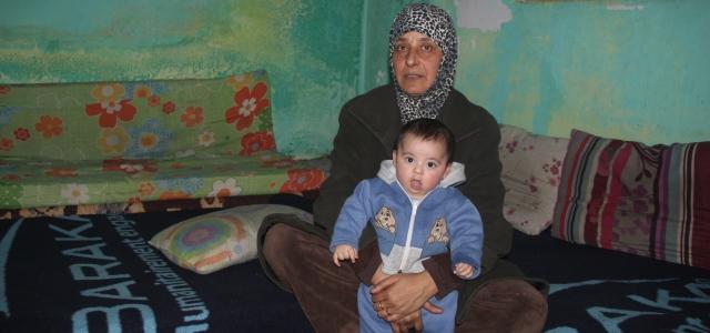Savaş Anne ve Kızını Dul Bıraktı